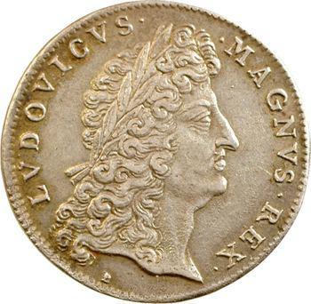 Languedoc (États de), jeton argent, 1691 Paris
