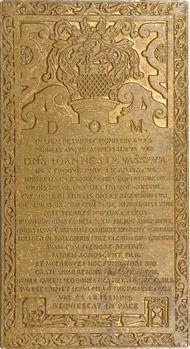 Lille : plaque de Notre-Dame de la Treille, c.1913 Paris