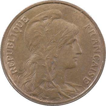 IIIe République, 5 centimes Daniel-Dupuis, 1904 Paris