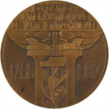 Turin (P.) : Exposition internationale des Arts et Techniques, 1937 Paris