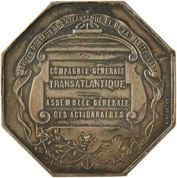 Pagnier (P.) : Assemblée générale des actionnaires la C. G. T., s.d. Paris