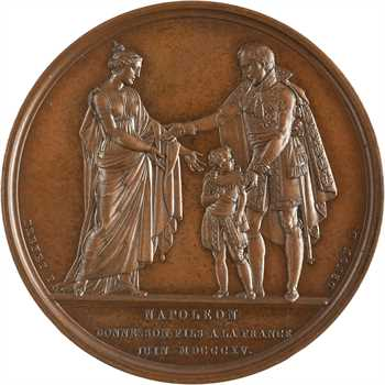 Les Cent-Jours, la seconde abdication de Napoléon, 1815 Paris