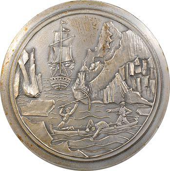 Royaume-Uni, hommage au Capitaine Cook, par H. Guastalla, N°19/100, 1972 Paris