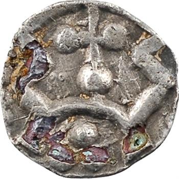 Aquitaine, Banassac, denier (ALF ?), c.650-700