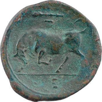 Sicile, Syracuse, Agathoklès, hémilitron, c.317-289 av. J.-C.
