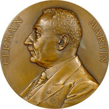 Prud'homme (G.-H.) : Germain Martin, professeur en droit, 1934 Paris