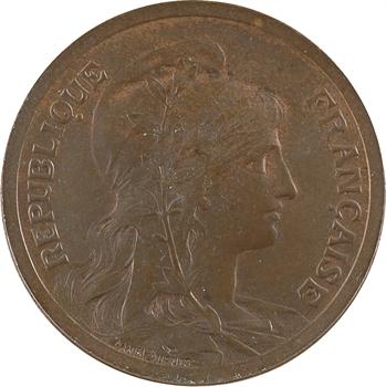 IIIe République, essai de 10 centimes Daniel-Dupuis, exemplaire Roger Marx, s.d. (1897) Paris