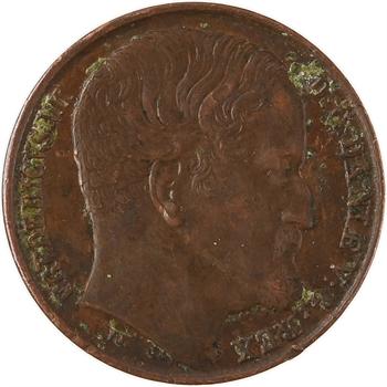 Danemark, Frédéric VII, Rigsbankskilling, 1852
