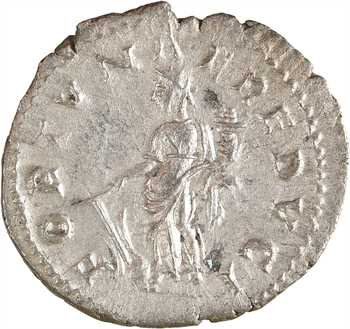 Élagabale, denier, Rome, 218-222