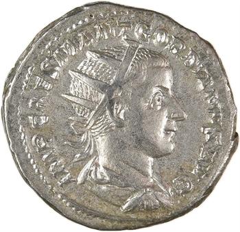 Gordien III, antoninien, Rome, 238