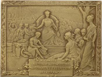 IIIe République, Comité national des conseillers du commerce extérieur, s.d