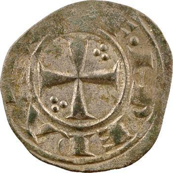 Italie, Sicile (royaume de), Frédéric II, denier, c.1225 Messine