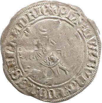 Flandre (comté de), Philippe le Bon, double gros Cromstert