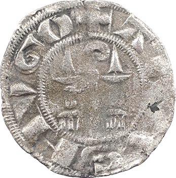 Corbie (abbaye de), Hugues Ier, denier, s.d. (1172-1184)