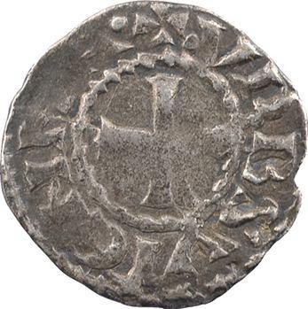 Dauphiné, Vienne (archevêché de), denier anonyme, XIIe s.