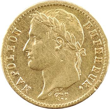 Premier Empire, 20 francs Empire, 1813 Lille