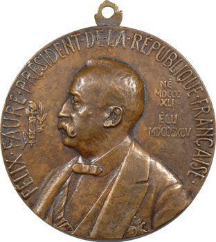 Trojanowski (Wincenty) : Félix Faure, Président de la République française, 1898 Paris