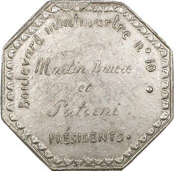 IIe République, Comité central électoral, 1848 Paris