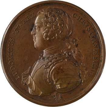 Louis XV, le mariage du Roi, 1725 Paris