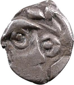 Volques Tectosages, obole à la croix, IIe-Ier s. av. J.-C.