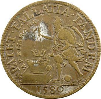 Cour des monnaies, 1580