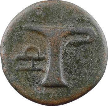 Éolide, Cymé, bronze AE16, c.180-160 av. J.-C