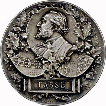 IIIe République, hommage à Gambetta, 1891