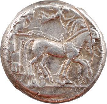 Sicile, Syracuse, tétradrachme, c.485-480 av. J.-C.