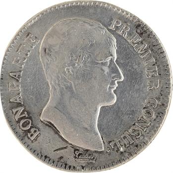 Consulat, 5 francs, An 12 Lyon