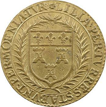 Touraine, Tours (mairie de), Nicolas Joubert, maire, 1617-1618