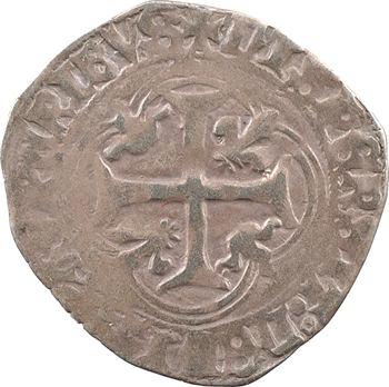 Dombes (seigneurie de Trévoux), Pierre II de Bourbon, douzain ou blanc, Trévoux
