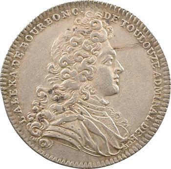 Marine, Louis-Alexandre de Bourbon, 1713