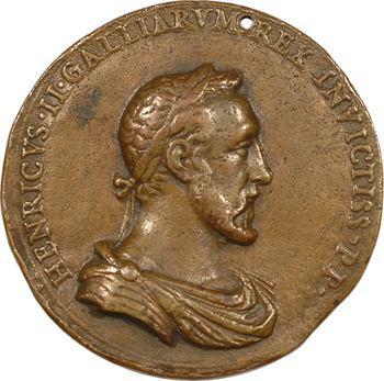 Henri II, trêve entre la France et l'Espagne, fonte ancienne, s.d. (c.1556) Paris