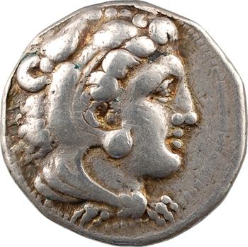 Macédoine, Alexandre le Grand, tétradrachme, Tarse, c.333-327 av. J.-C.