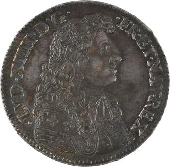 Louis XIV, les travaux d'Hercule, 1668 Paris