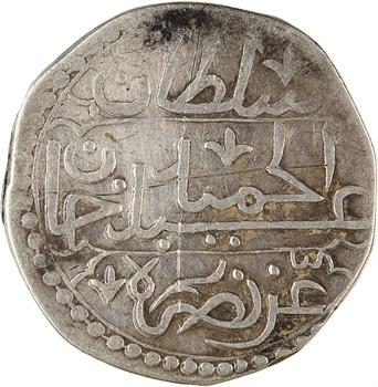 Algérie, Abdul Hamid I, quart de budju, AH 1188 (1774)