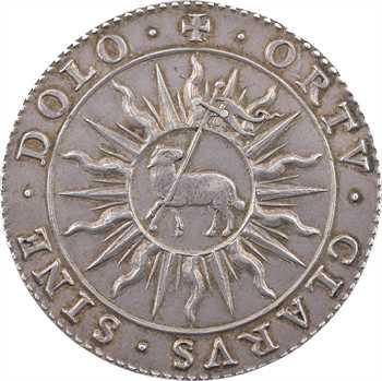 Henri IV, médaille à l'étoile rayonnante et Agnus-Dei, s.d. (frappe ancienne)