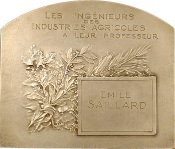 Rasumny (F.) : les ingénieurs des industries agricoles, s.d. Paris