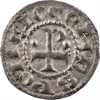 Henri Ier et le comte Pons, denier, Toulouse