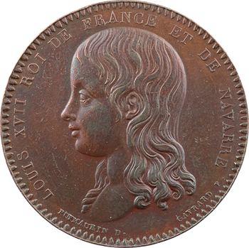 Louis XVII (Série des Rois de France), par Gayrard, s.d. Paris