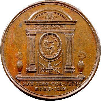 Angleterre, série des Rois par Jean Dassier, Jean, s.d. (c.1731-1732)