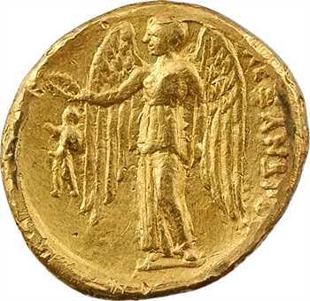 Macédoine, Alexandre le Grand, statère, Aegeae, c.336-323 av. J.-C.