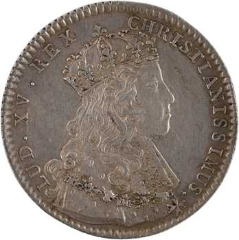 Louis XV, Bretagne, le sacre à Reims le 25 octobre, 1722 Paris