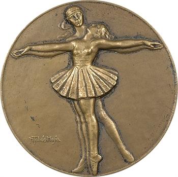 Tobón Mejía (M.) : la Danse Classique, s.d. (1934) Paris