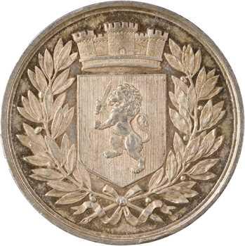 Second Empire, les agents de change de Lyon, par Barre, 1801 (post.) Paris