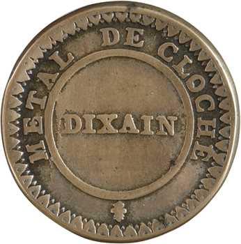 Constitution, dixain de Rochon, 1791 Lyon