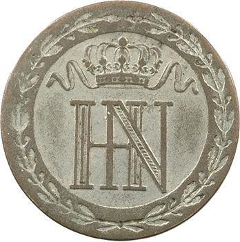 Allemagne, Westphalie (royaume de), Jérôme Napoléon, 20 centimes, 1810 Cassel