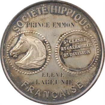 IIIe République, Société Hippique Française, concours de Bordeaux, 1876 Paris