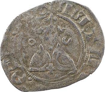 Comtat Venaissin, Martin V, double denier, s.d. Avignon