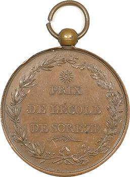 Second Empire, prix de l'école de Sorèze, 1816 (1860-1879)